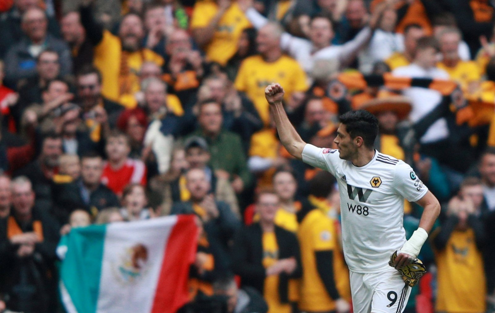 Wolves: Fans concerned about Raul Jimenez's inclusion in Mexico squad