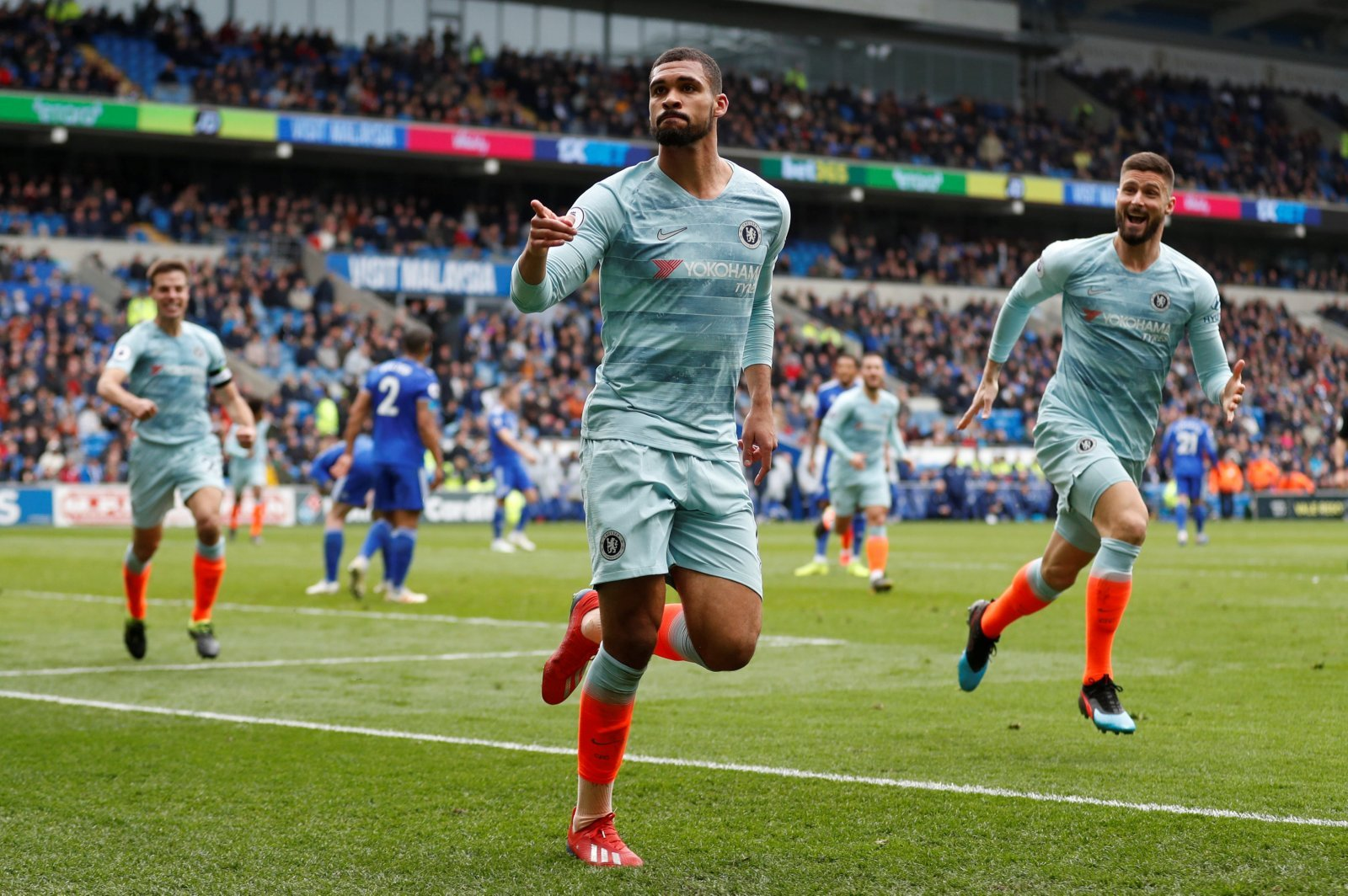 Chelsea: Ruben Loftus-Cheek must lead a youth revolution for the club