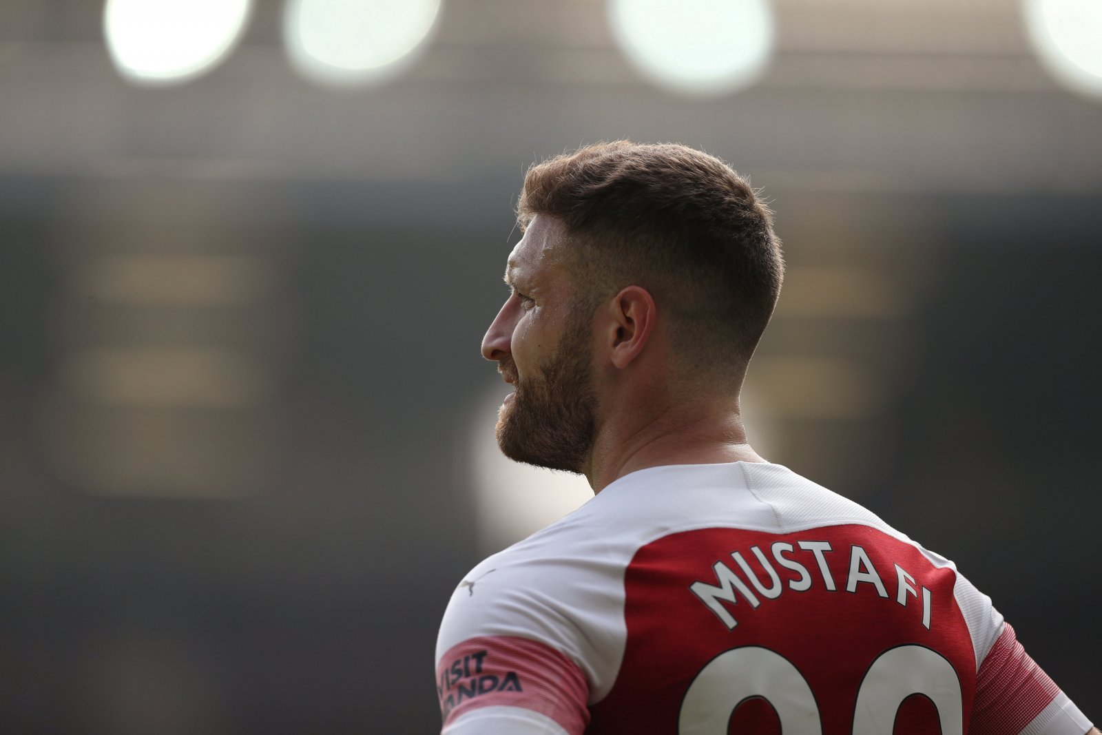 Arsenal: Last chance saloon for Shkodran Mustafi