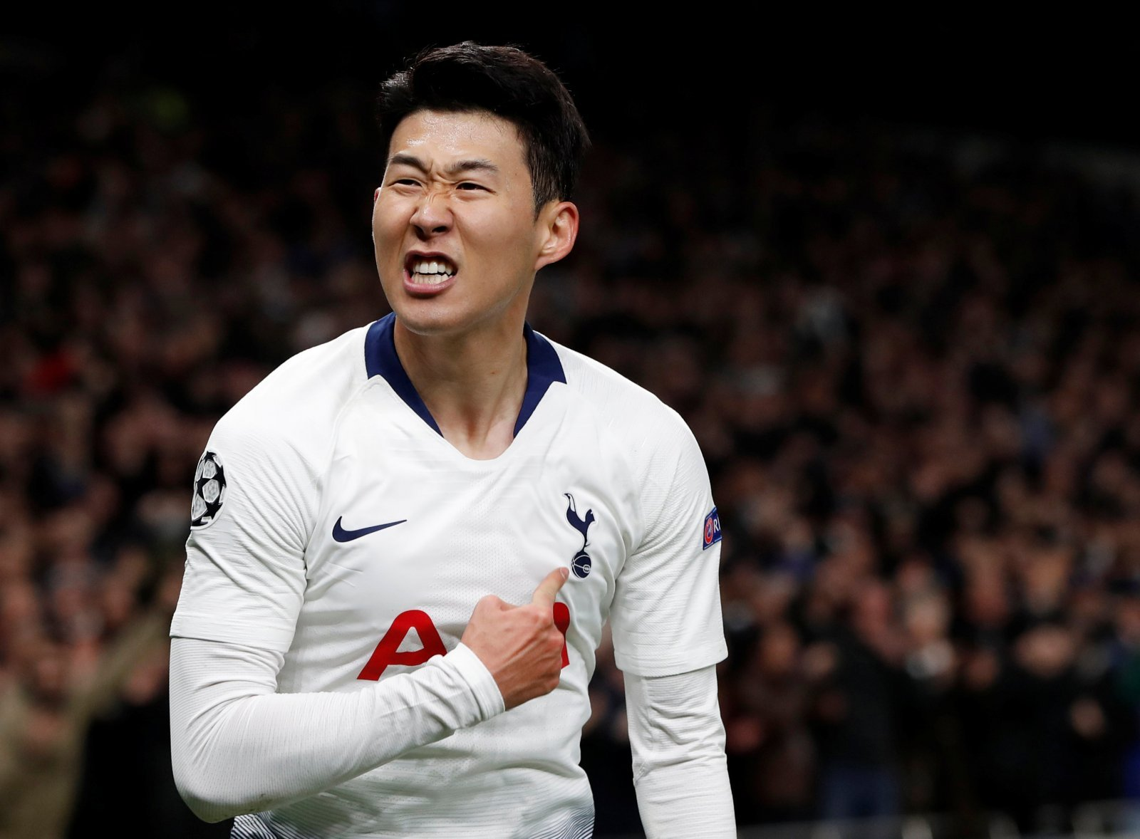 Tottenham fans take to Twitter to lament decision to rest Heung-Min Son