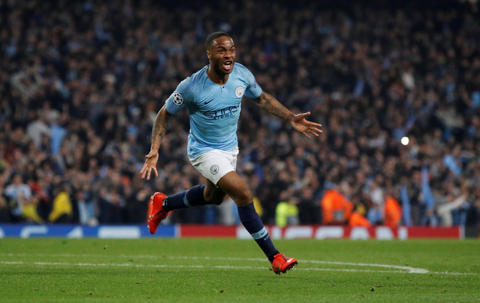 Manchester City: Fans looking forward to many more goals from Raheem Sterling this season