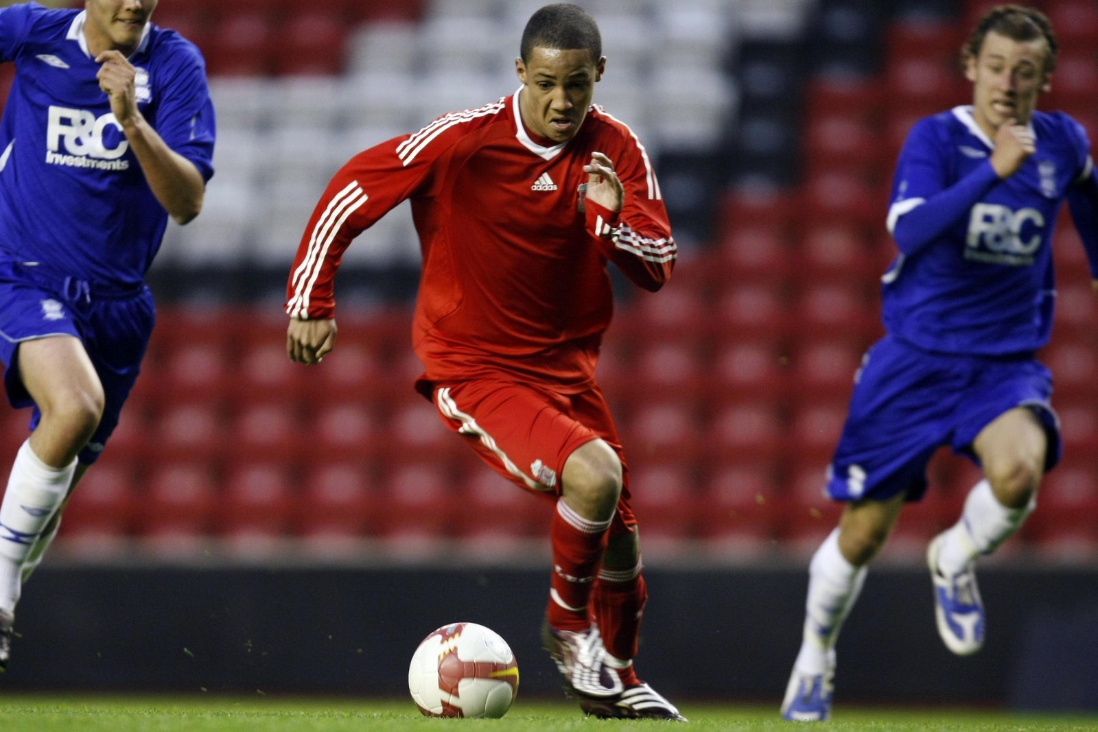 Look at him now: Tom Ince and Liverpool