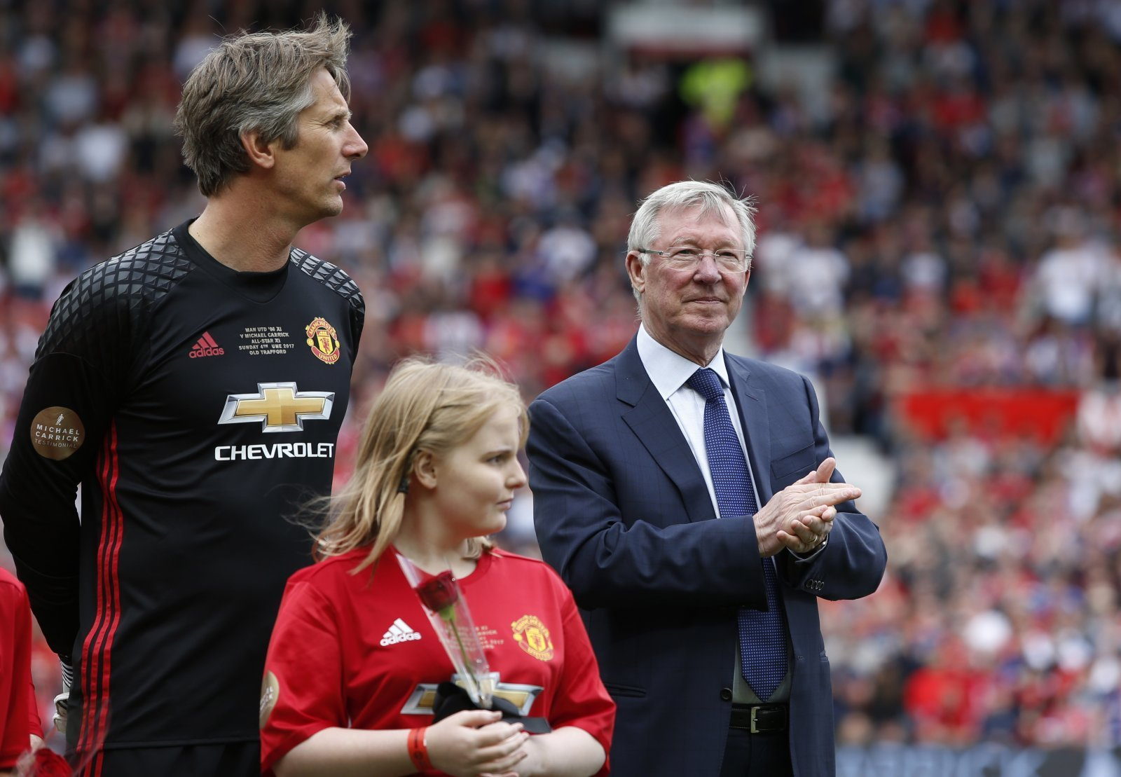 Introducing: Edwin van de Sar, Manchester United's future sporting director
