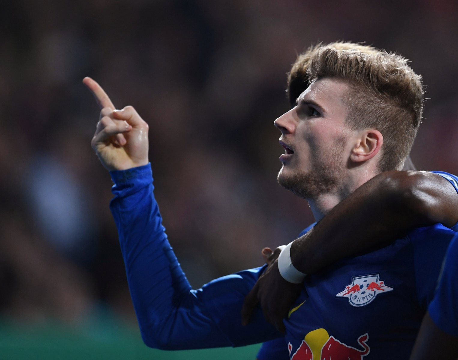 Liverpool: Timo Werner could be perfect long-term replacement for Roberto Firmino