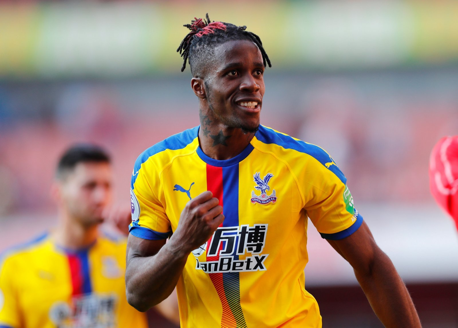 Arsenal: Ex-Palace striker backs club to stand firm over Wilfried Zaha