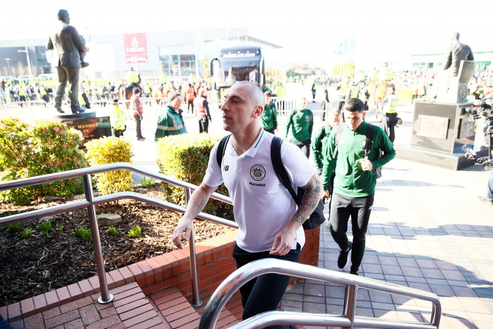 Unsung hero: Scott Brown is everything Celtic need