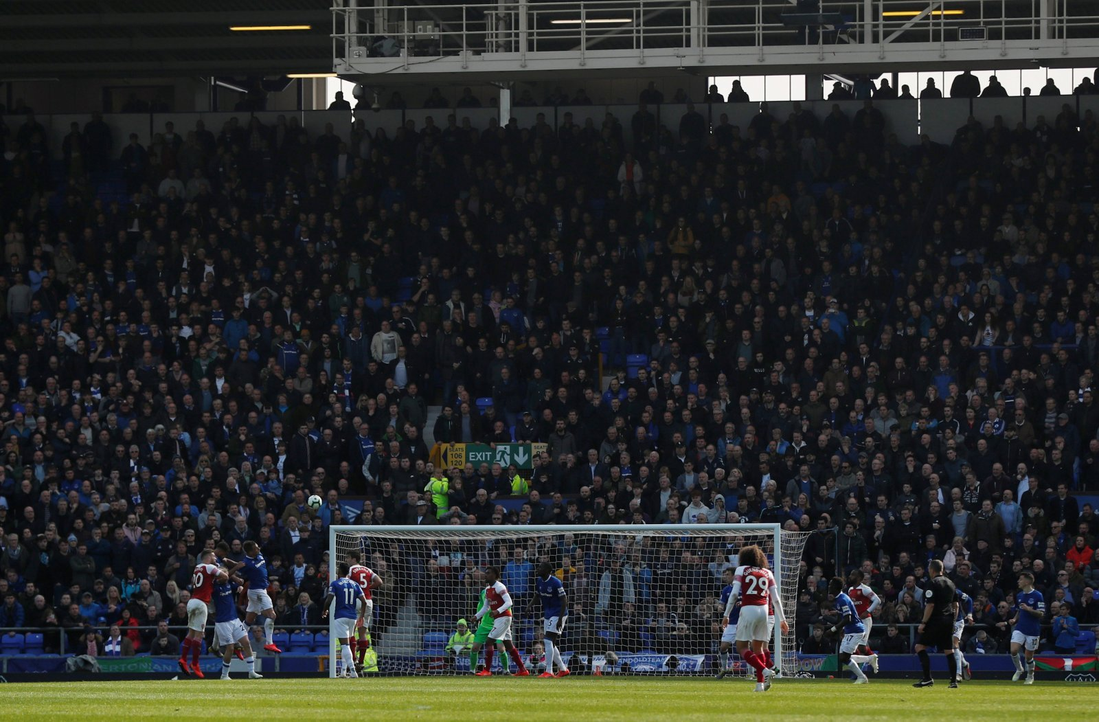 Everton: Goodison Park is becoming a fortress again