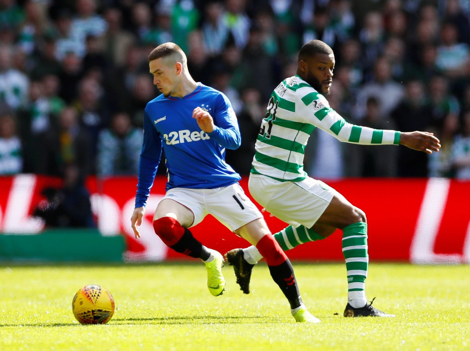 Unsung hero: Ryan Kent shows why Rangers must splash cash