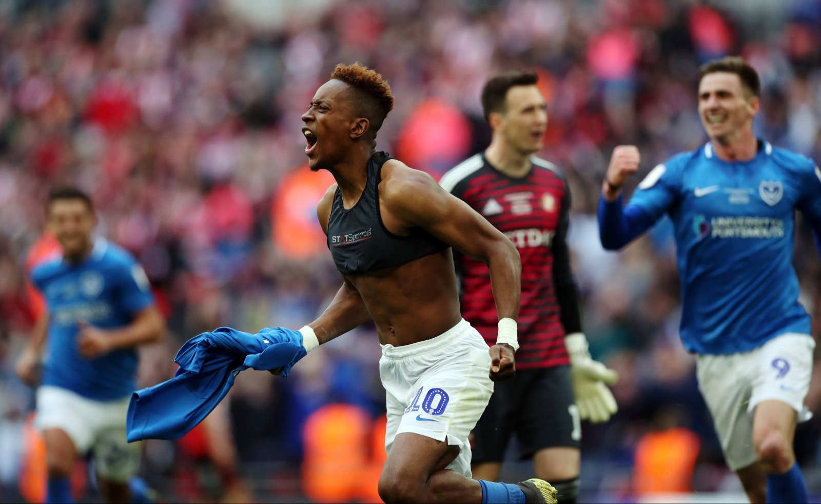 Pompey have to do everything they can to keep Jamal Lowe this summer