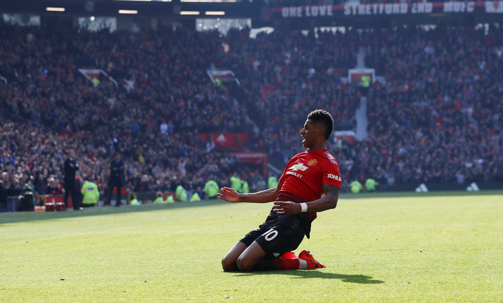 Manchester United: Fans react with hilarity to news on Marcus Rashford