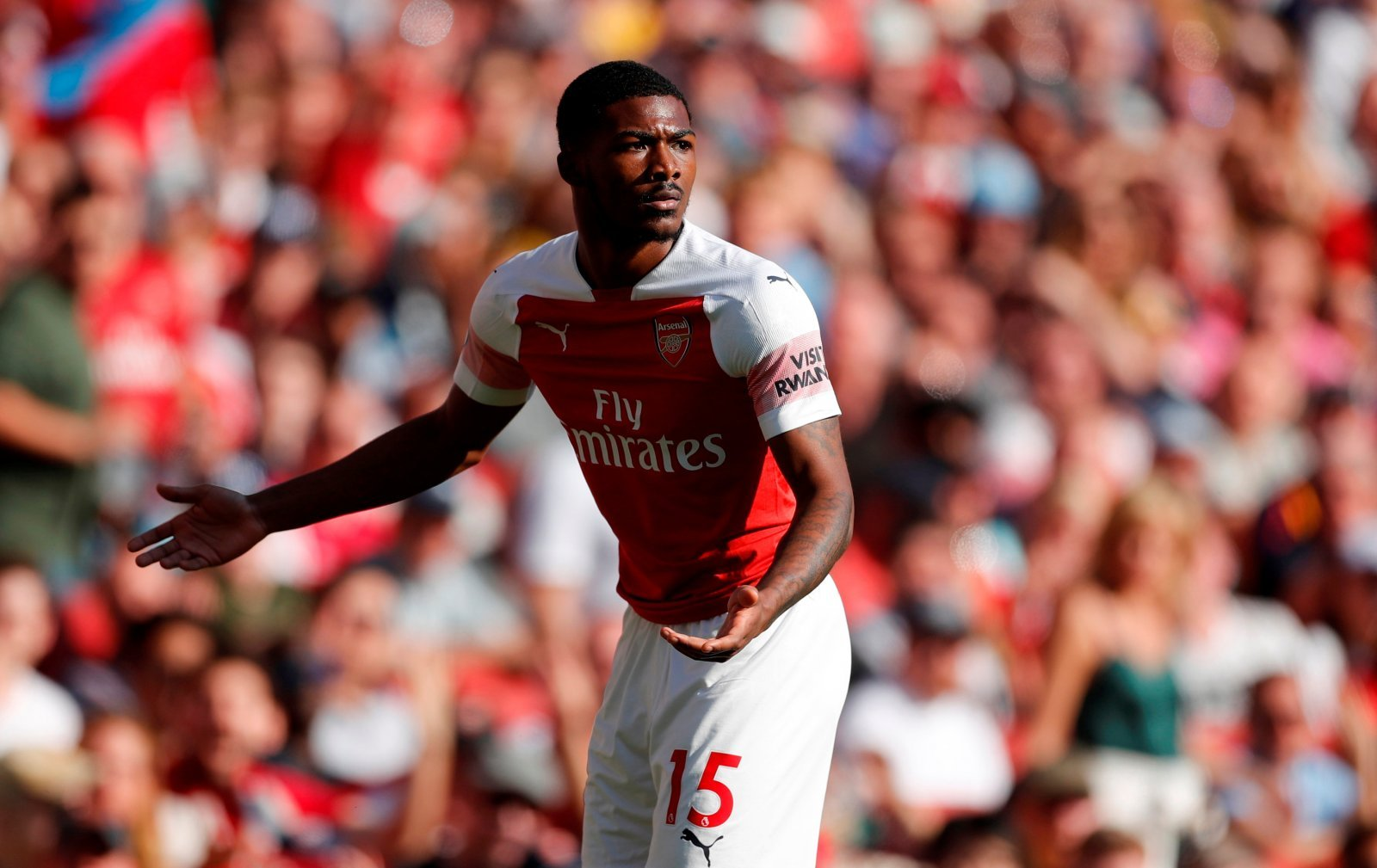 Arsenal: Mkhitaryan's Europa absence doubles the pressure on Ainsley Maitland-Niles