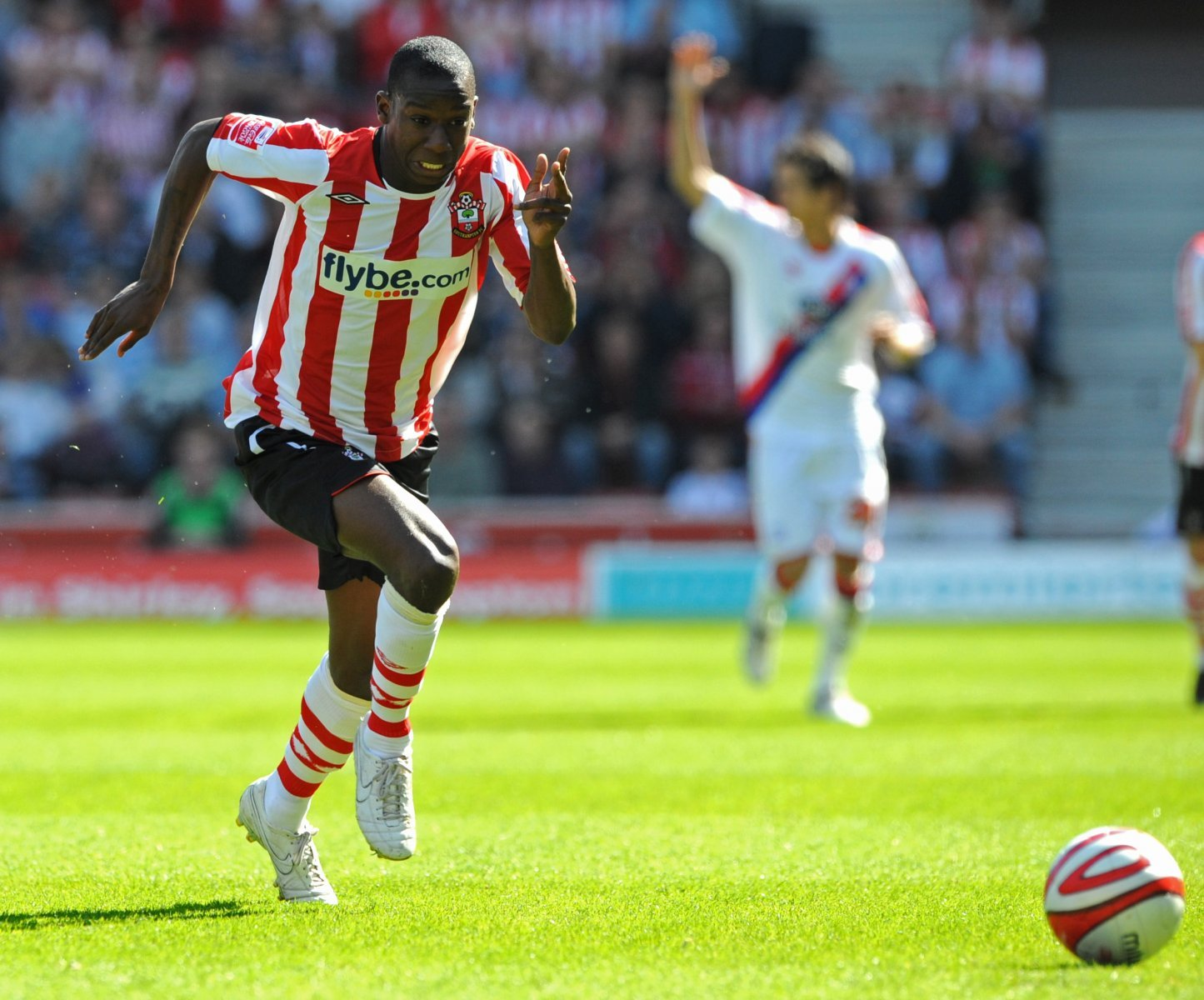 Look at him now: Bradley Wright-Phillips and Southampton