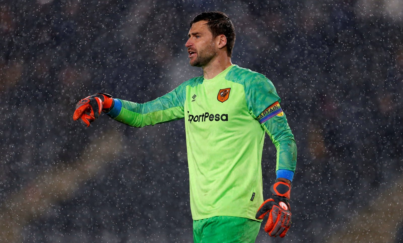 Liverpool: David Marshall is the reliable Alisson substitute the Reds need