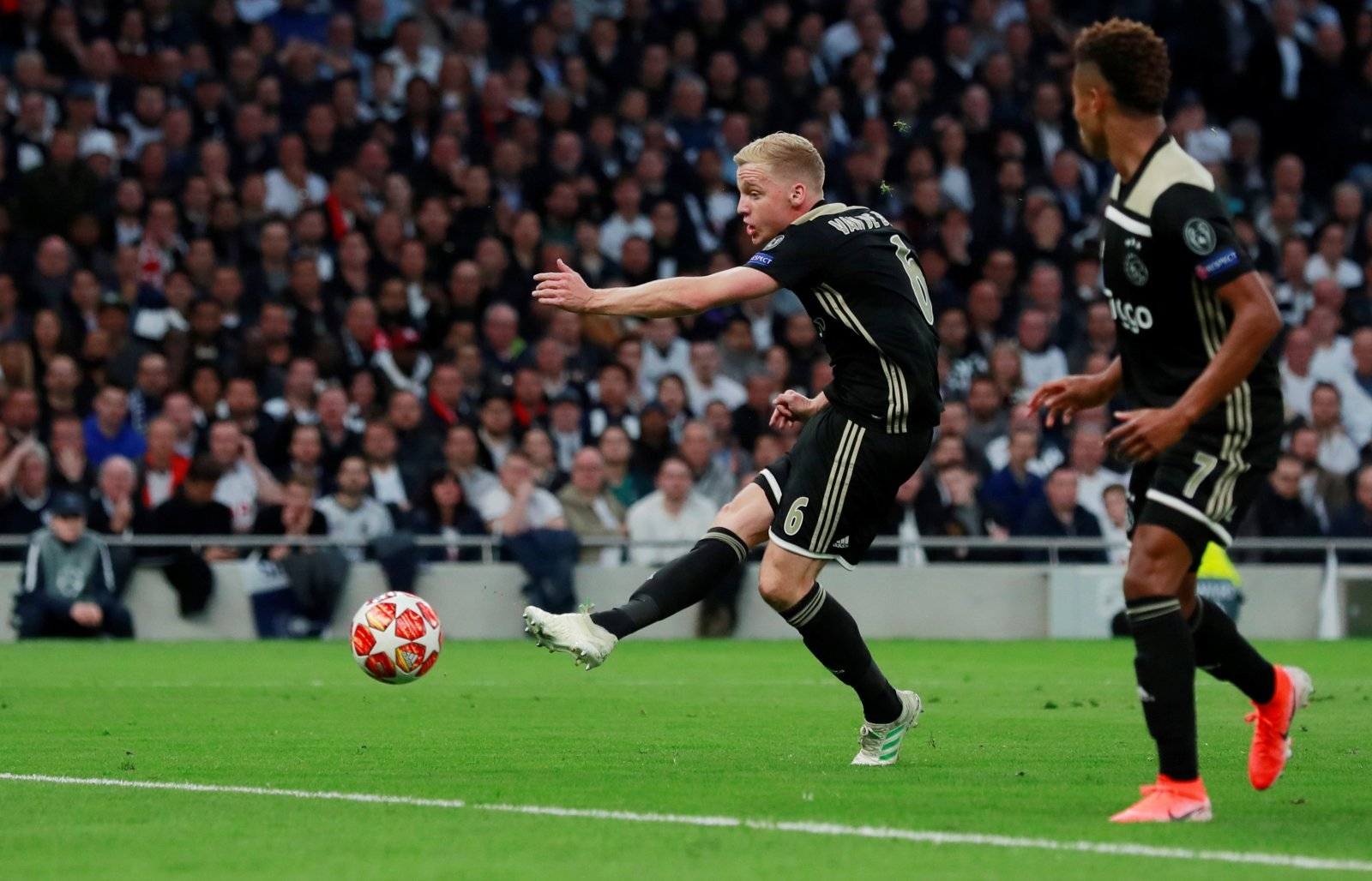 Tottenham Hotspur: Fans want club to sign Donny van de Beek