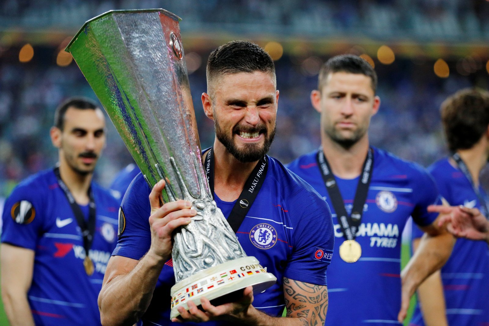 Unsung Hero: Olivier Giroud remains criminally underrated
