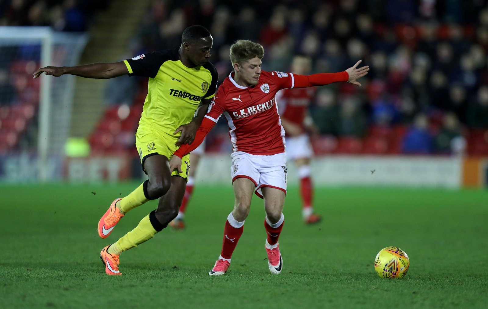 Barnsley: Lloyd Isgrove's departure no loss for Tykes
