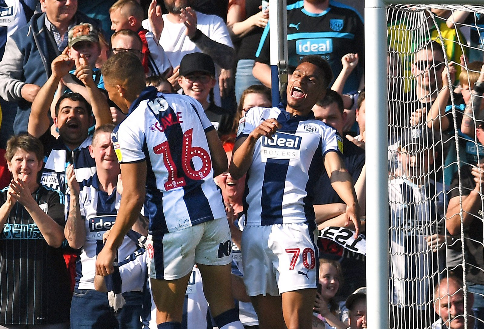 Introducing: The man that must step up in Dwight Gayle's absence, Jacob Murphy