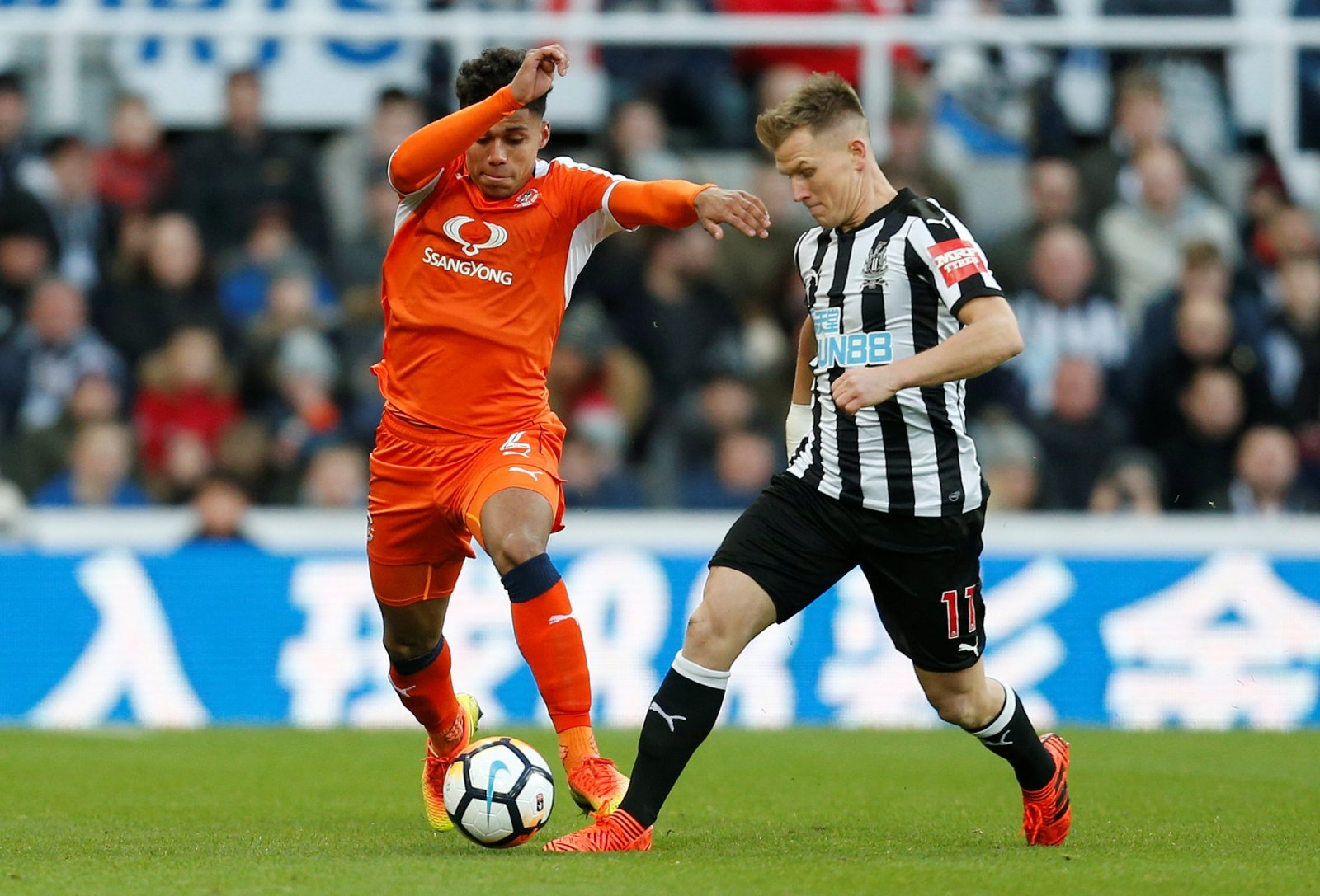 Luton Town: Hatters must cash in on James Justin this summer