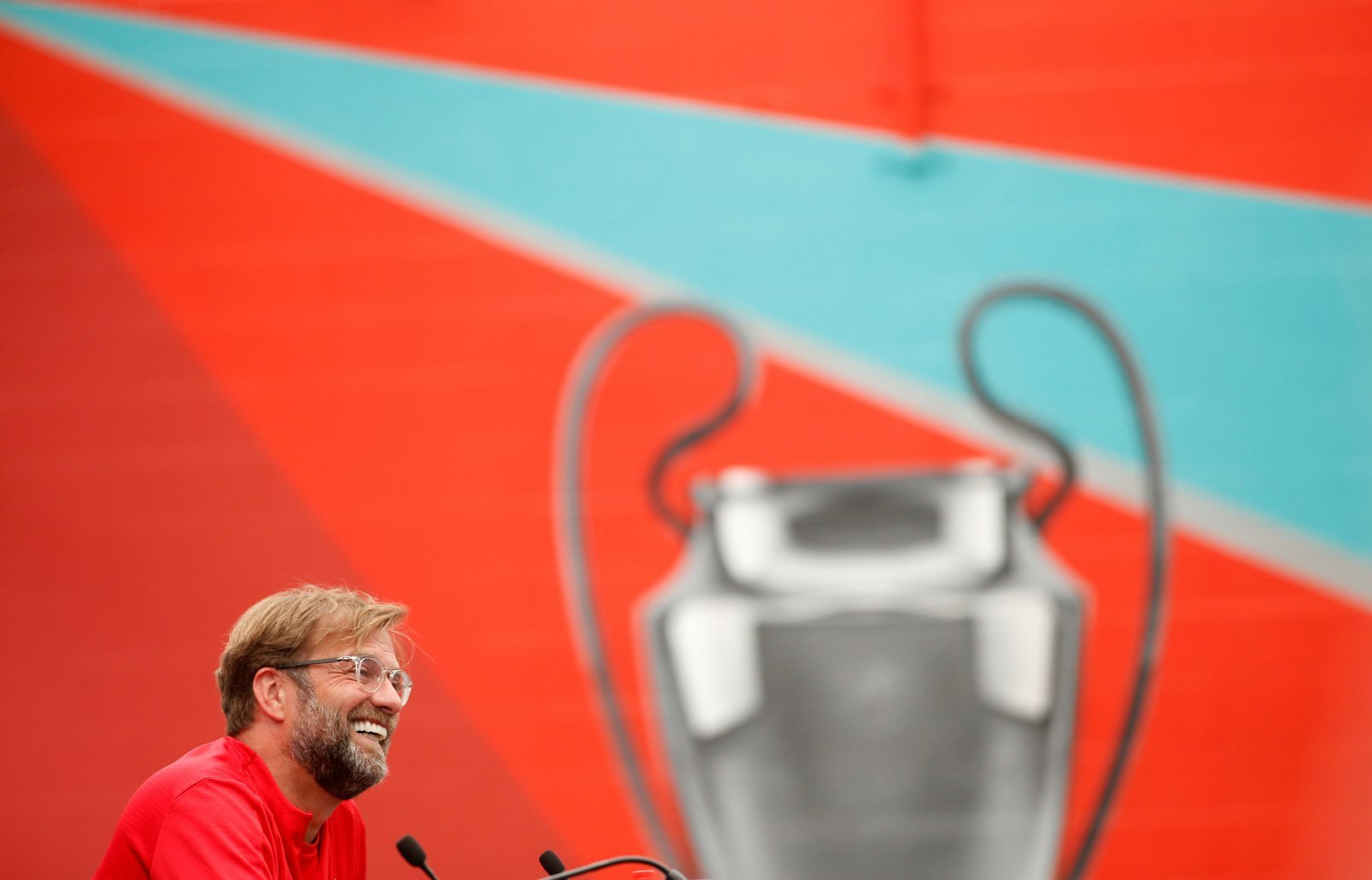 Not even the allure of Juventus can break Jurgen Klopp's bond with Liverpool