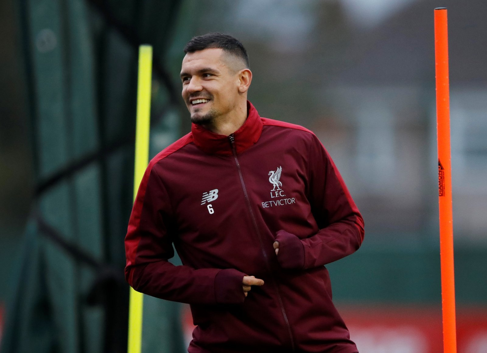 Liverpool: Dejan Lovren hasn't travelled with Reds squad for Super Cup