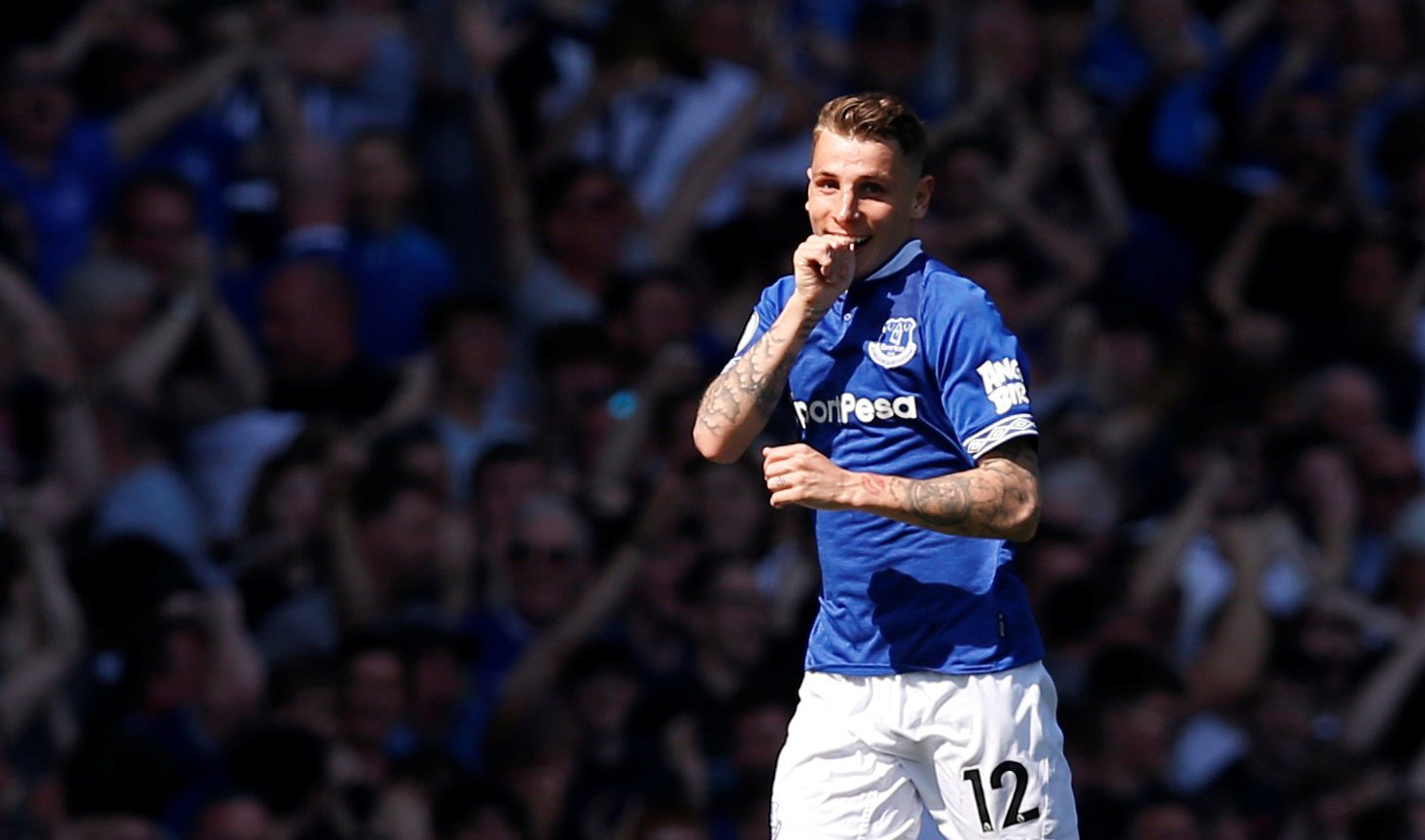 Everton Fans Are Gushing Over Lucas Digne S Comments On The Club The Transfer Tavern
