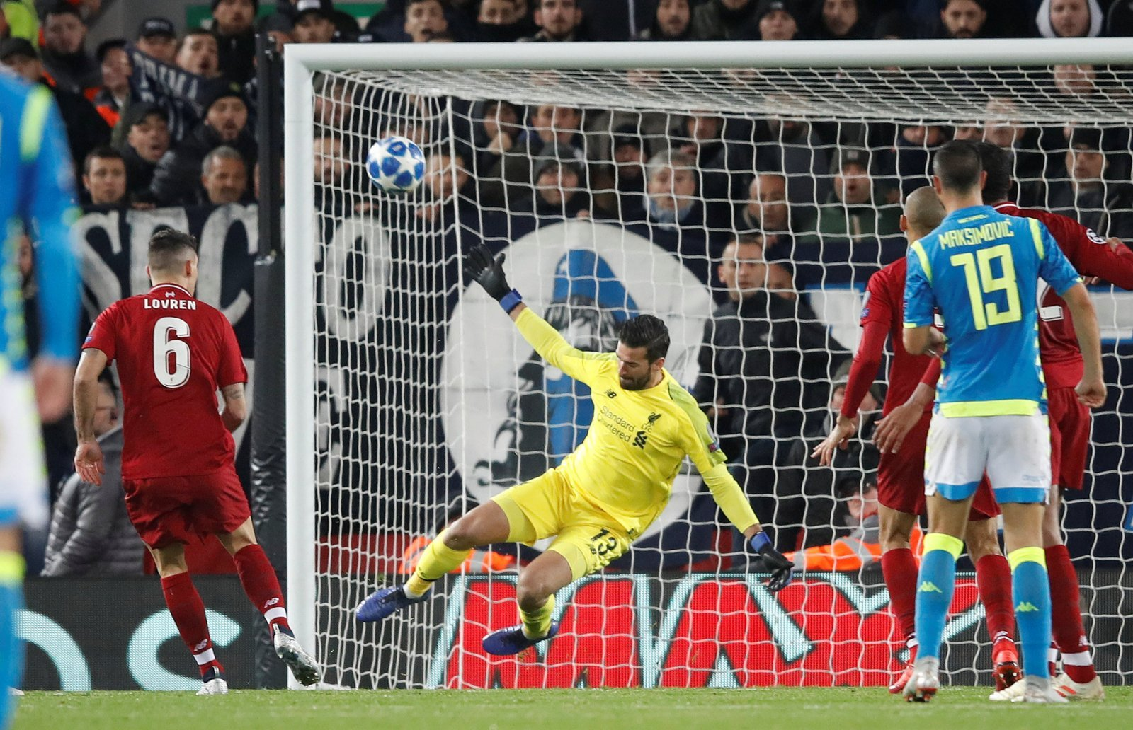Flashback: Liverpool beat Napoli to progress to Champions League knockout stages
