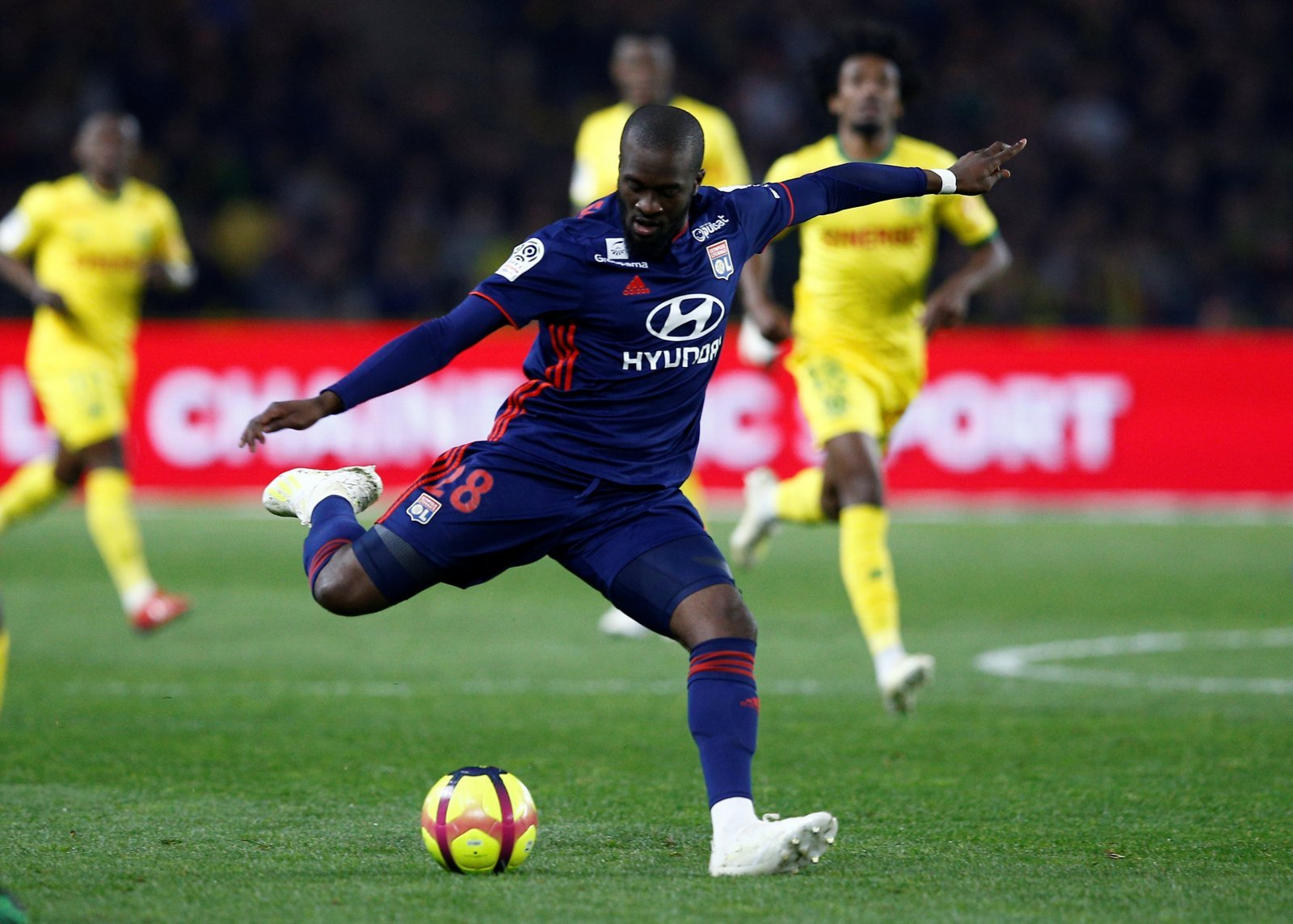 Tottenham fans take to Twitter to call for dream signing Tanguy Ndombele