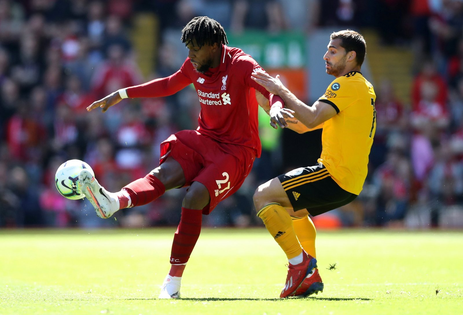 Liverpool: Divock Origi could be set for starting berth in Reds' line-up