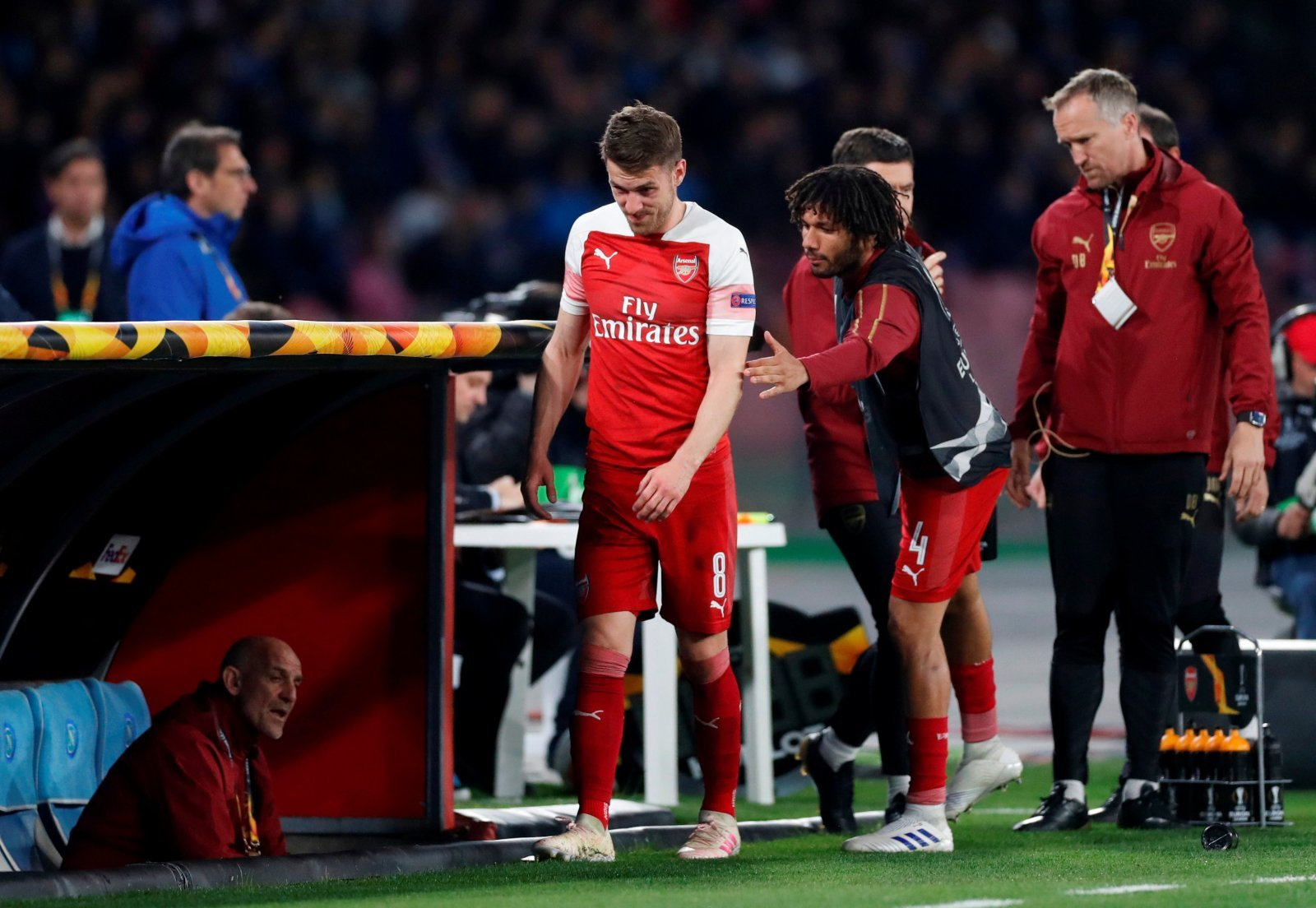 Arsenal: Fans can't believe club let Aaron Ramsey leave after sensational brace
