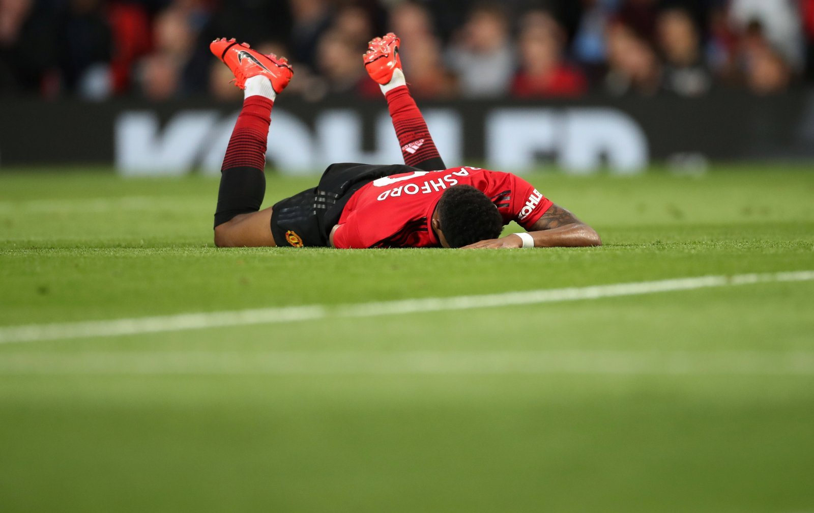 Manchester United: Fans want to see Marcus Rashford rested during international break