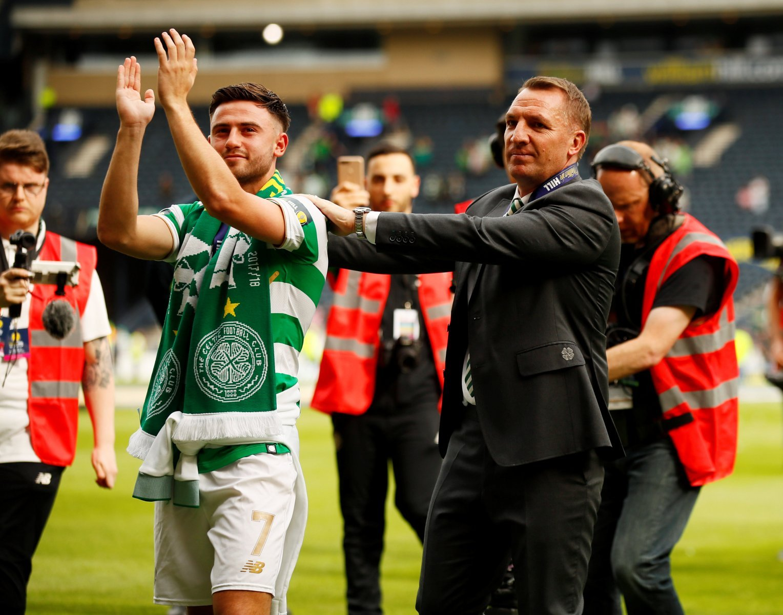 Introducing: The talent Brendan Rodgers must reunite with at Leicester, Patrick Roberts