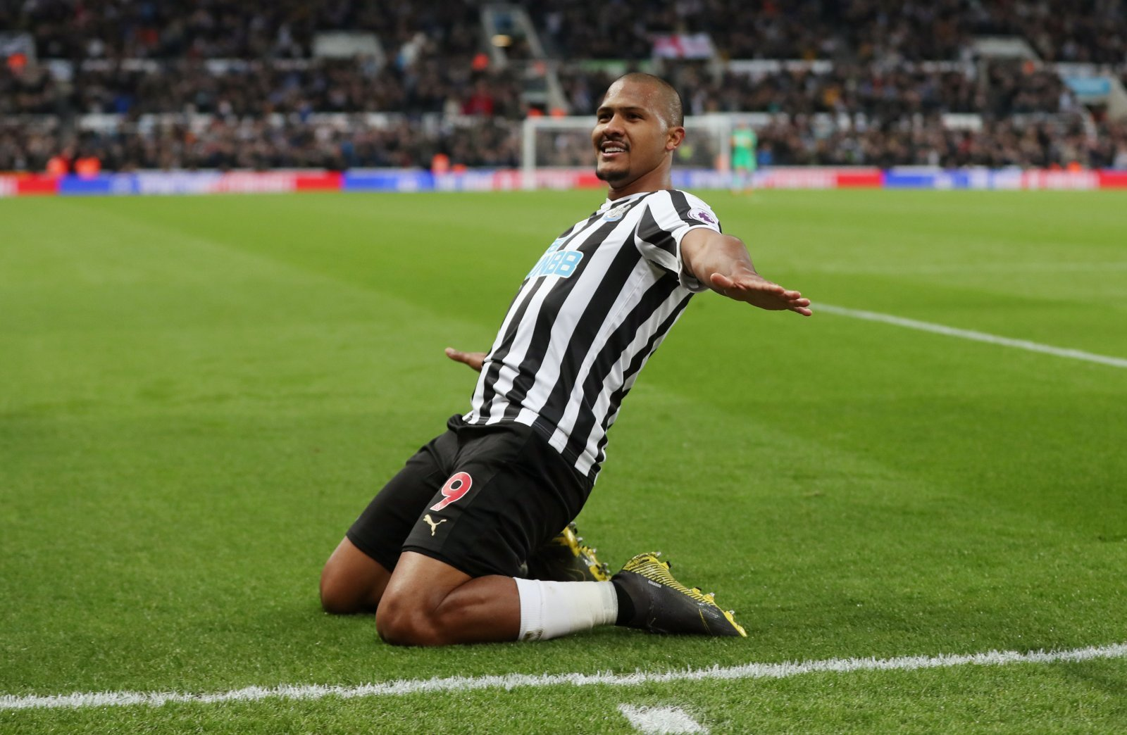 Wolves: Salomon Rondon looks likely to snub any potential advance
