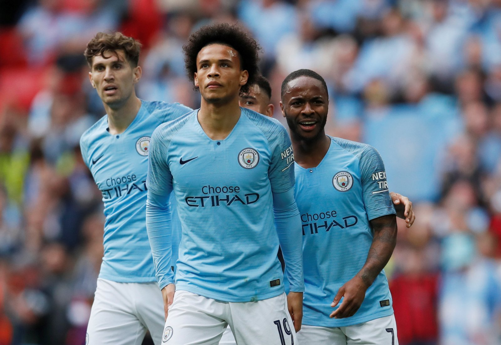 Manchester City: Leroy Sane has damaged his anterior cruciate ligament