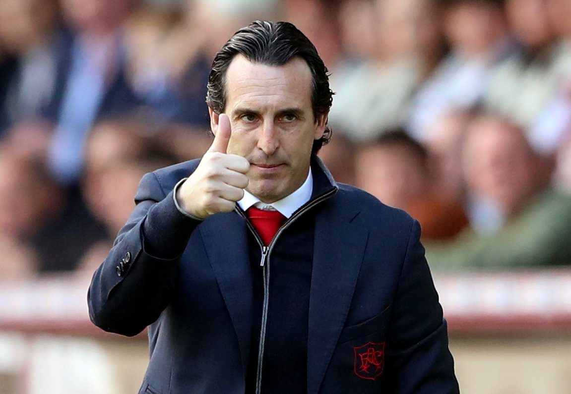 Arsenal: Fans call for Unai Emery to be sacked after draw against Manchester United