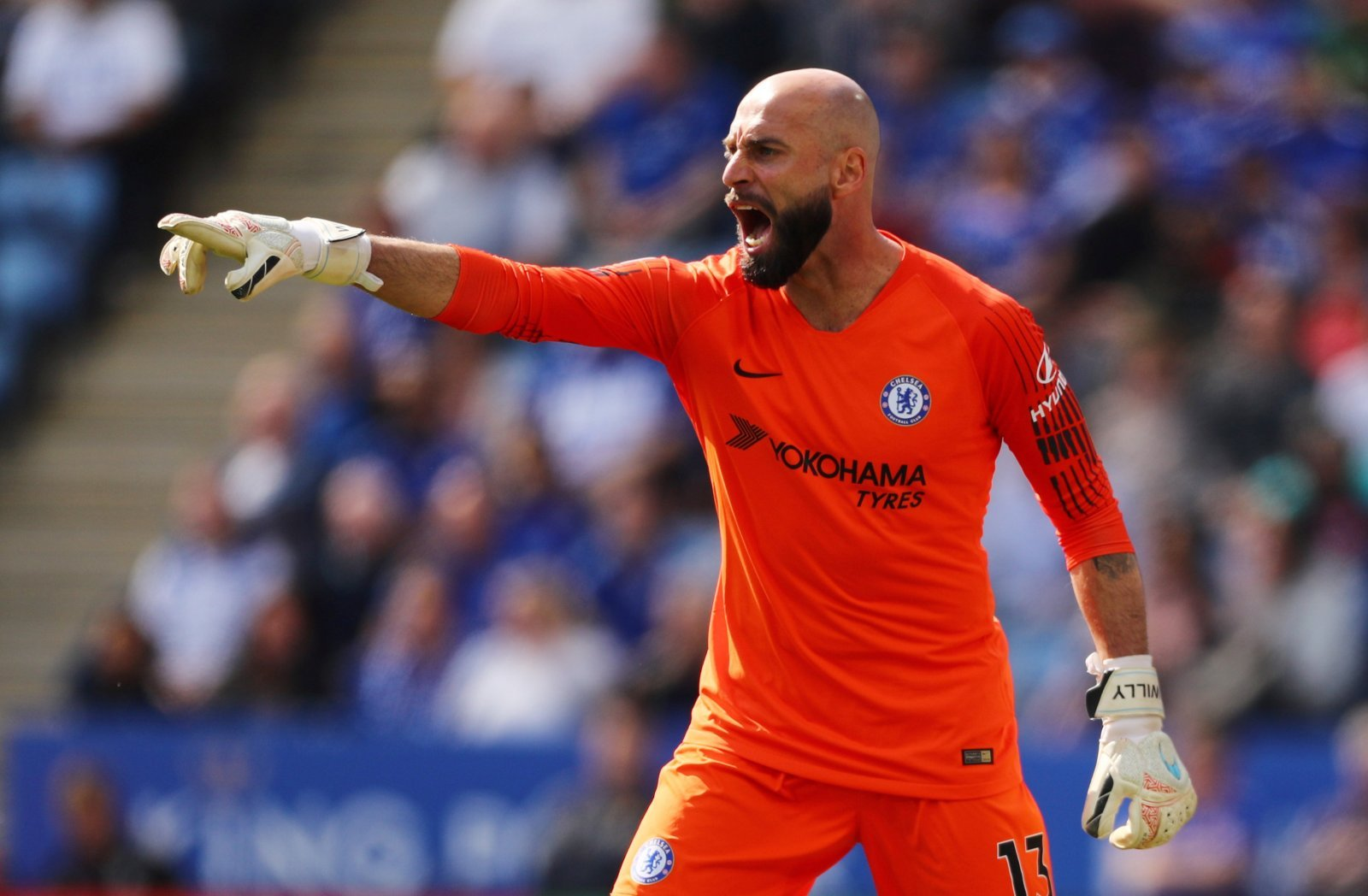 Introducing: Willy Caballero, a pointless acquisition for West Ham