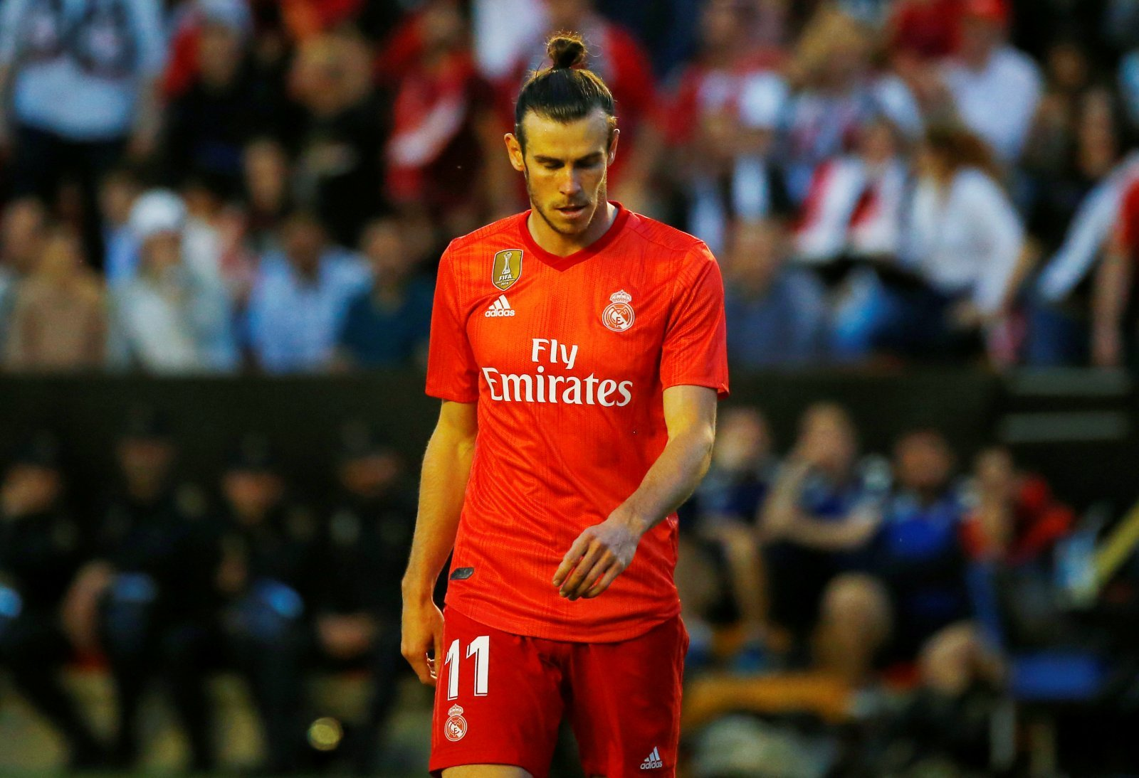 Real Madrid: Zinedine Zidane surprised about Gareth Bale returning to London while the team played in the UCL