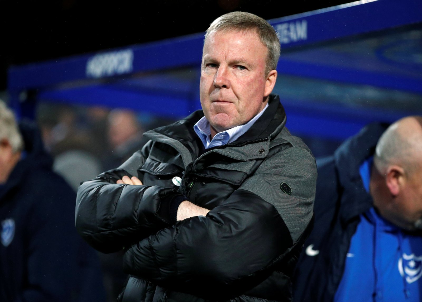 Portsmouth: Many fans want Kenny Jackett out of the club
