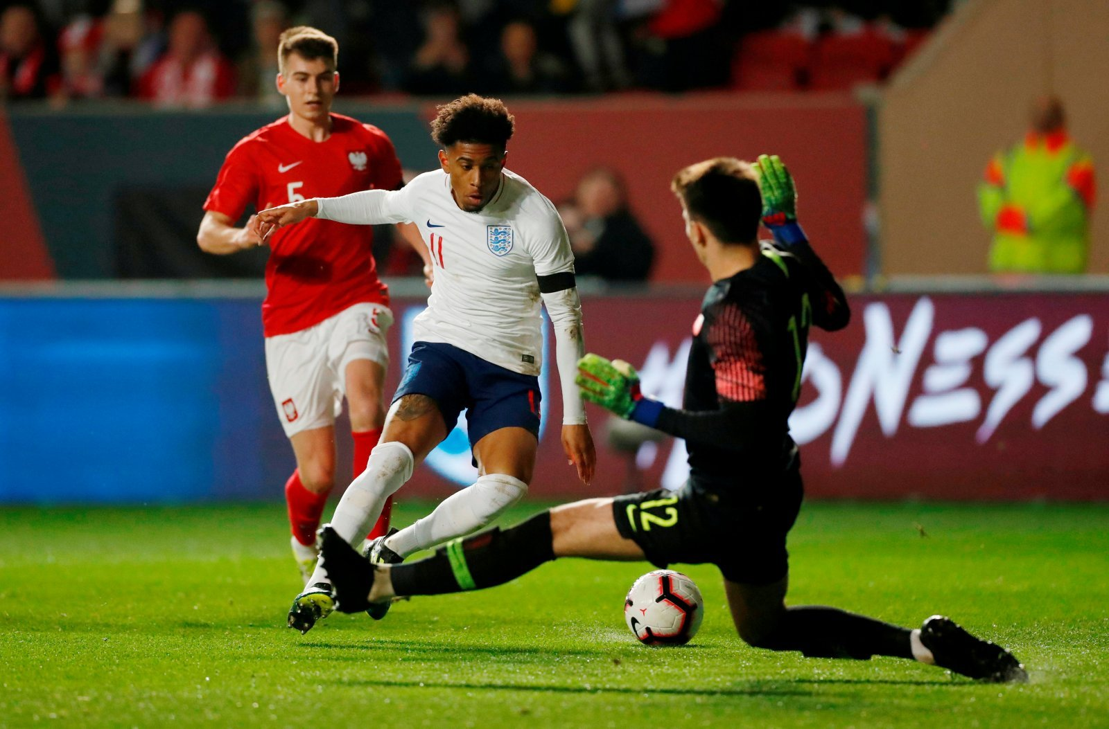 Arsenal: England U-21 performance shows Reiss Nelson is ready for Gunners first-team