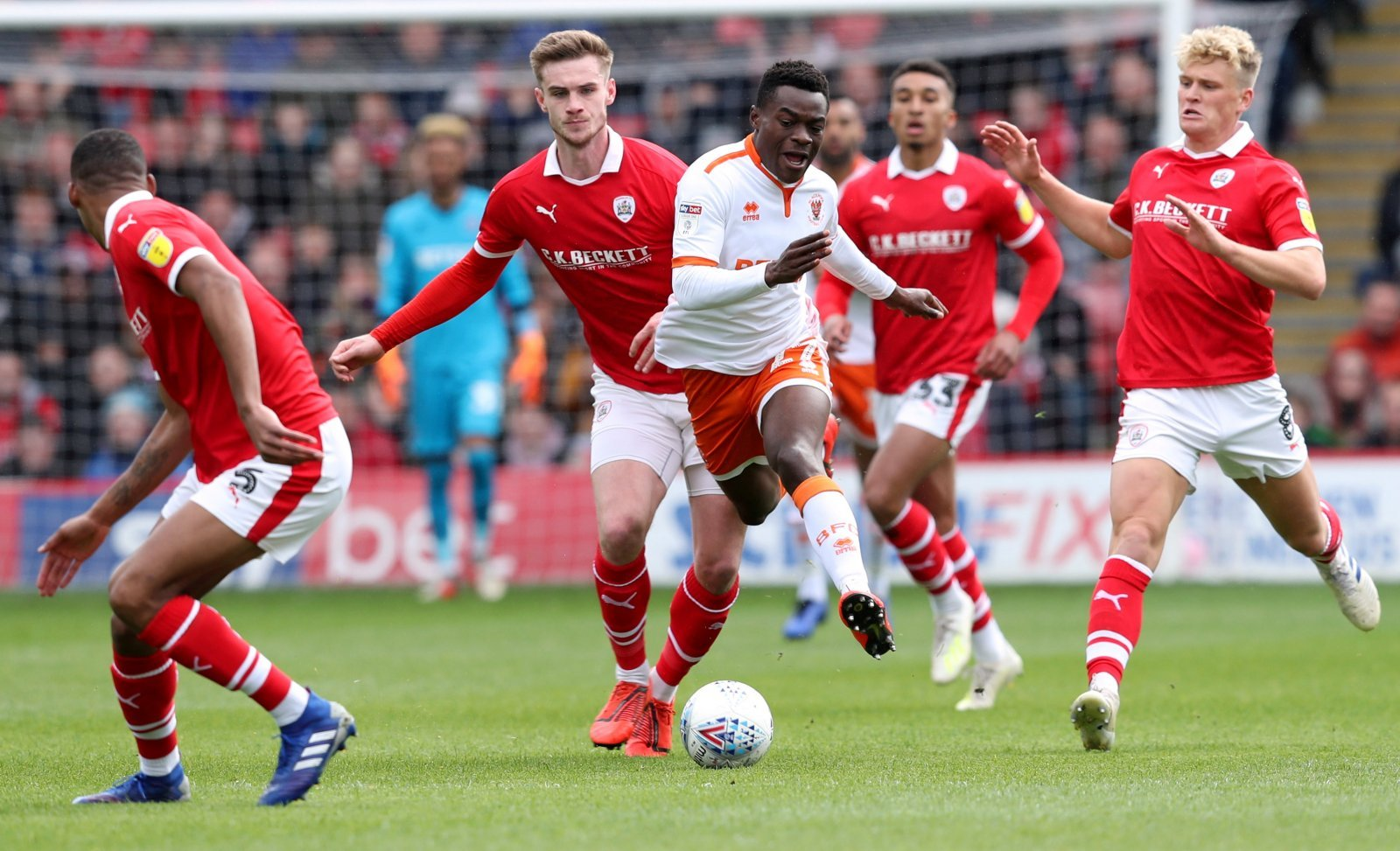 Luton Town: Marc Bola could be the ideal James Justin replacement