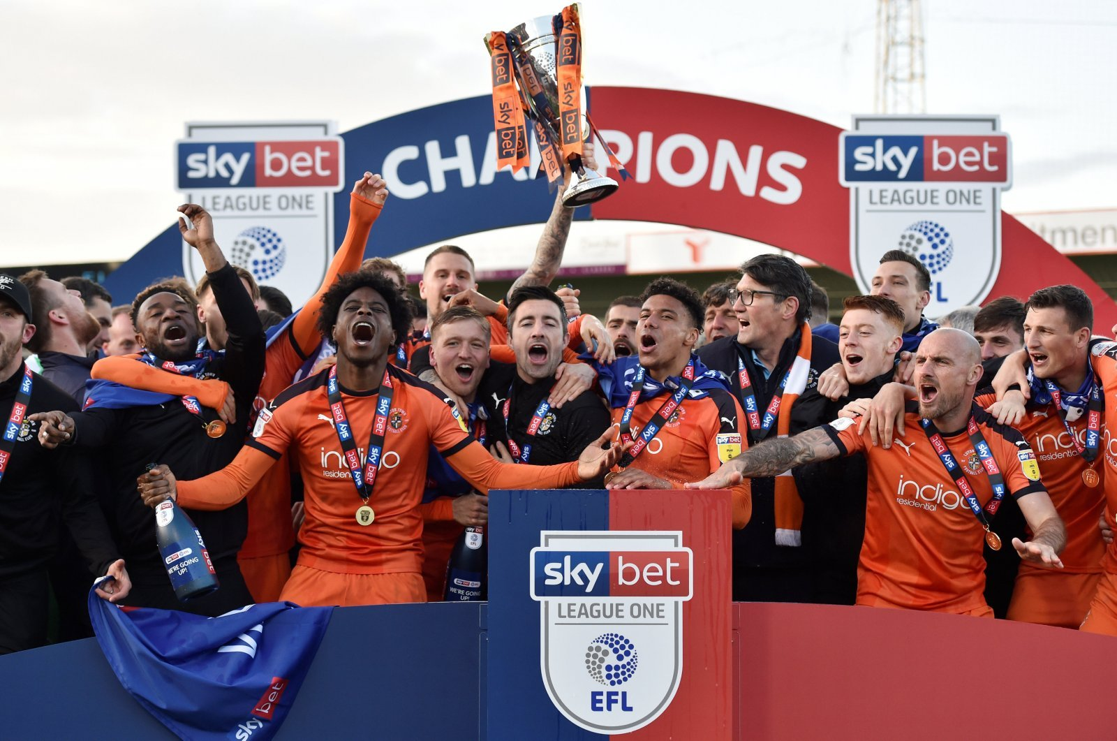 Luton Town: Hatter's can make a statement by weathering cruel opening fixtures