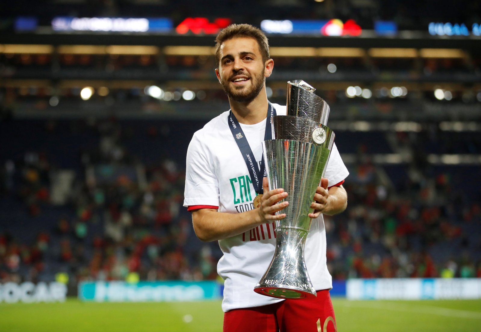 Manchester City: Bernardo Silva had one of the best seasons of any player in recent memory