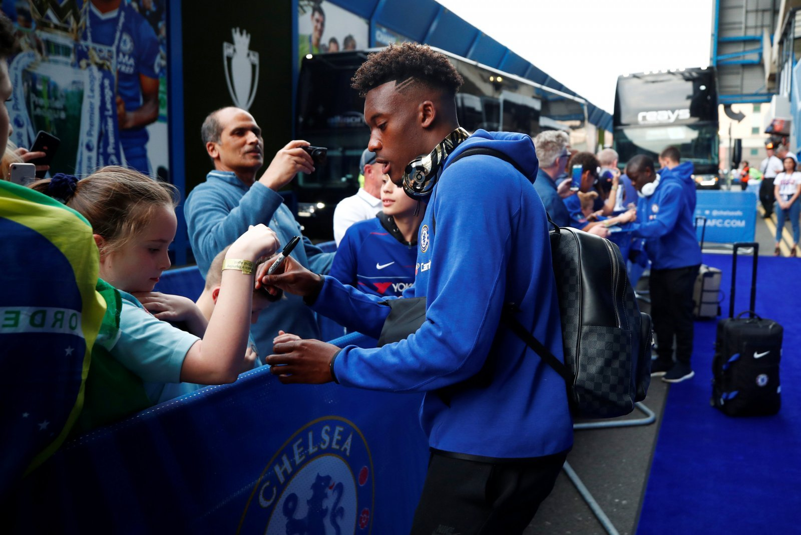 Chelsea: Just give Callum Hudson-Odoi what he wants