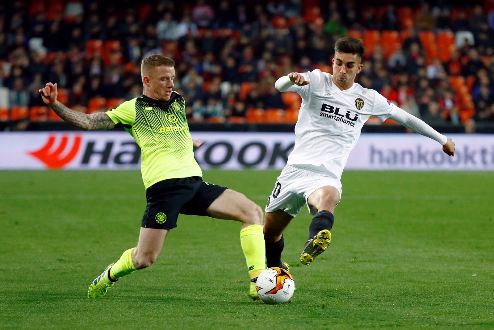 Liverpool: Reds join Borussia Dortmund in race to sign Valencia's Ferran Torres
