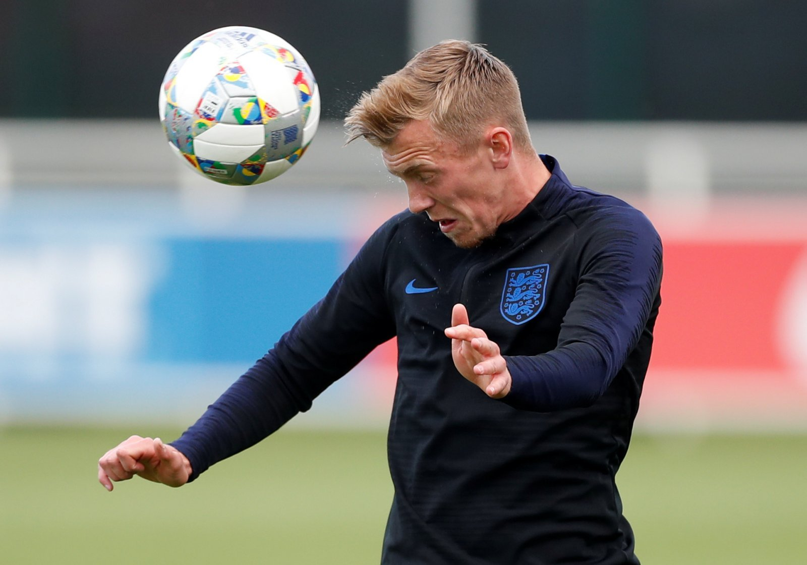 It's a big season for: James Ward-Prowse