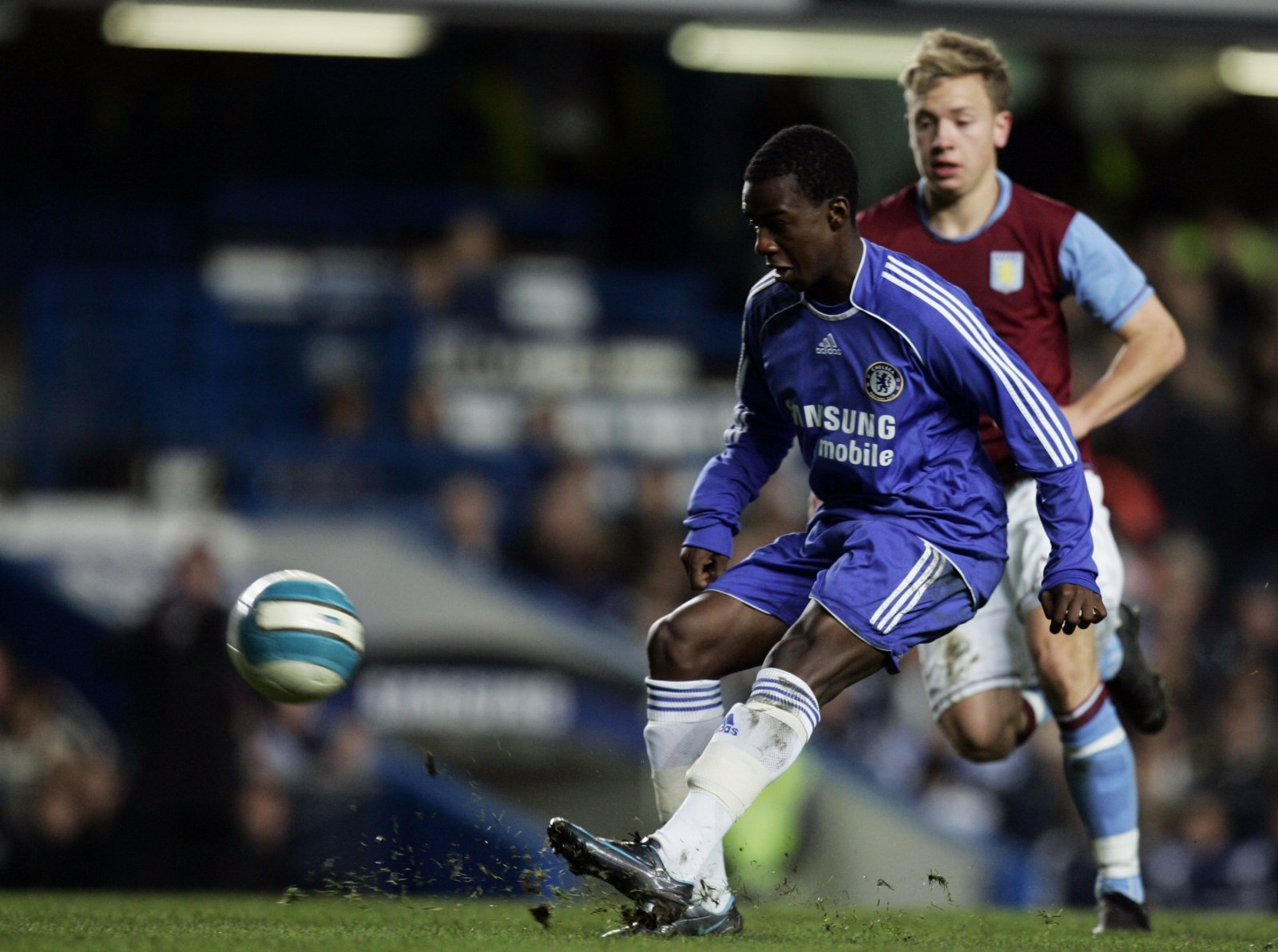 Look at him now: Gael Kakuta and Chelsea