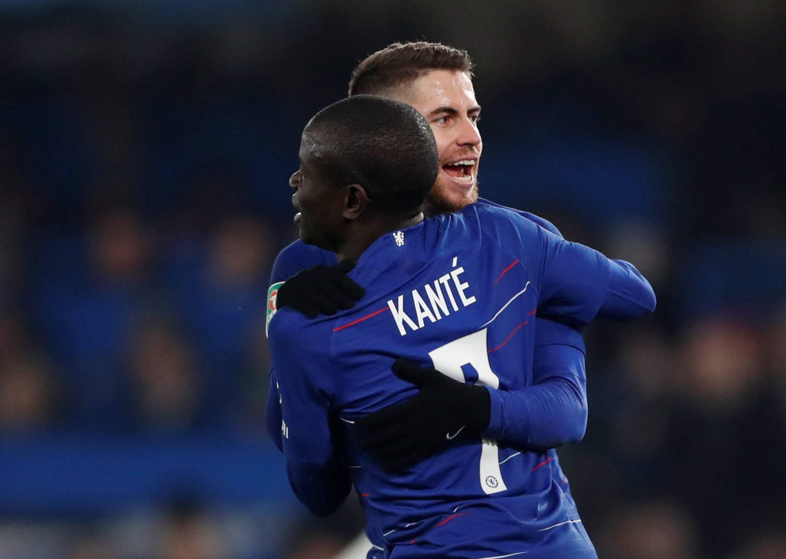 Chelsea: Fans thrilled with N'Golo Kante's return to fitness before Ajax clash
