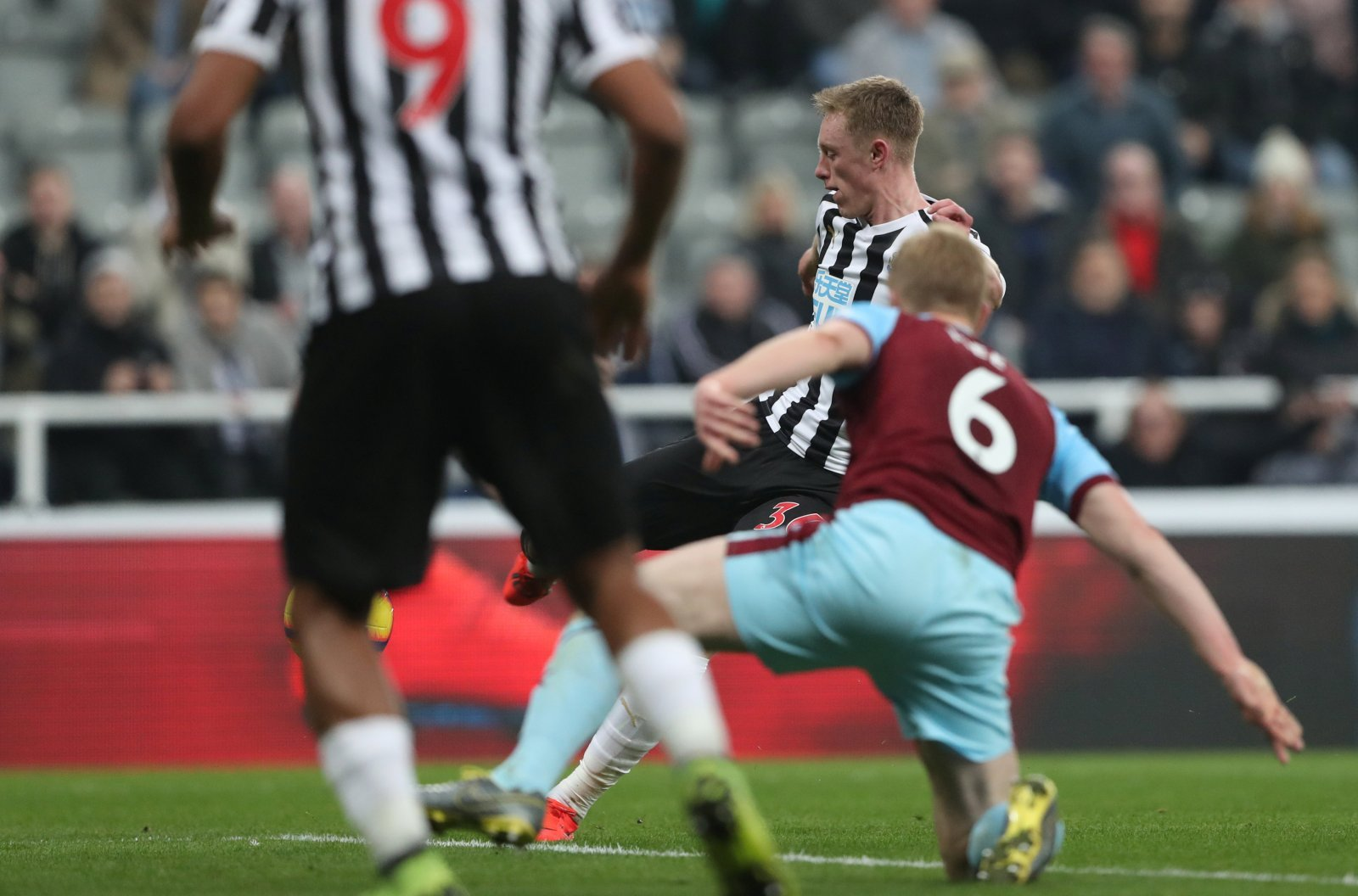 Newcastle United: Sean Longstaff open to staying but Andy Carroll saga can't be ignored