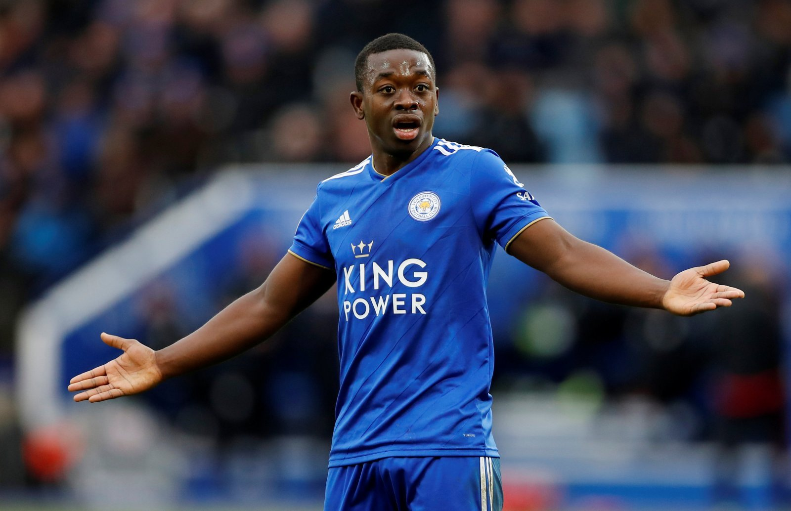 Leicester City: Nampalys Mendy could be allowed to leave in January