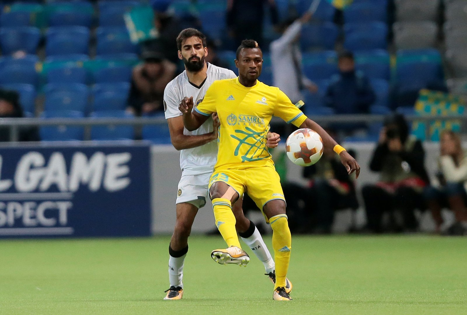 Celtic: Lennon shouldn't waste his time on Patrick Twumasi