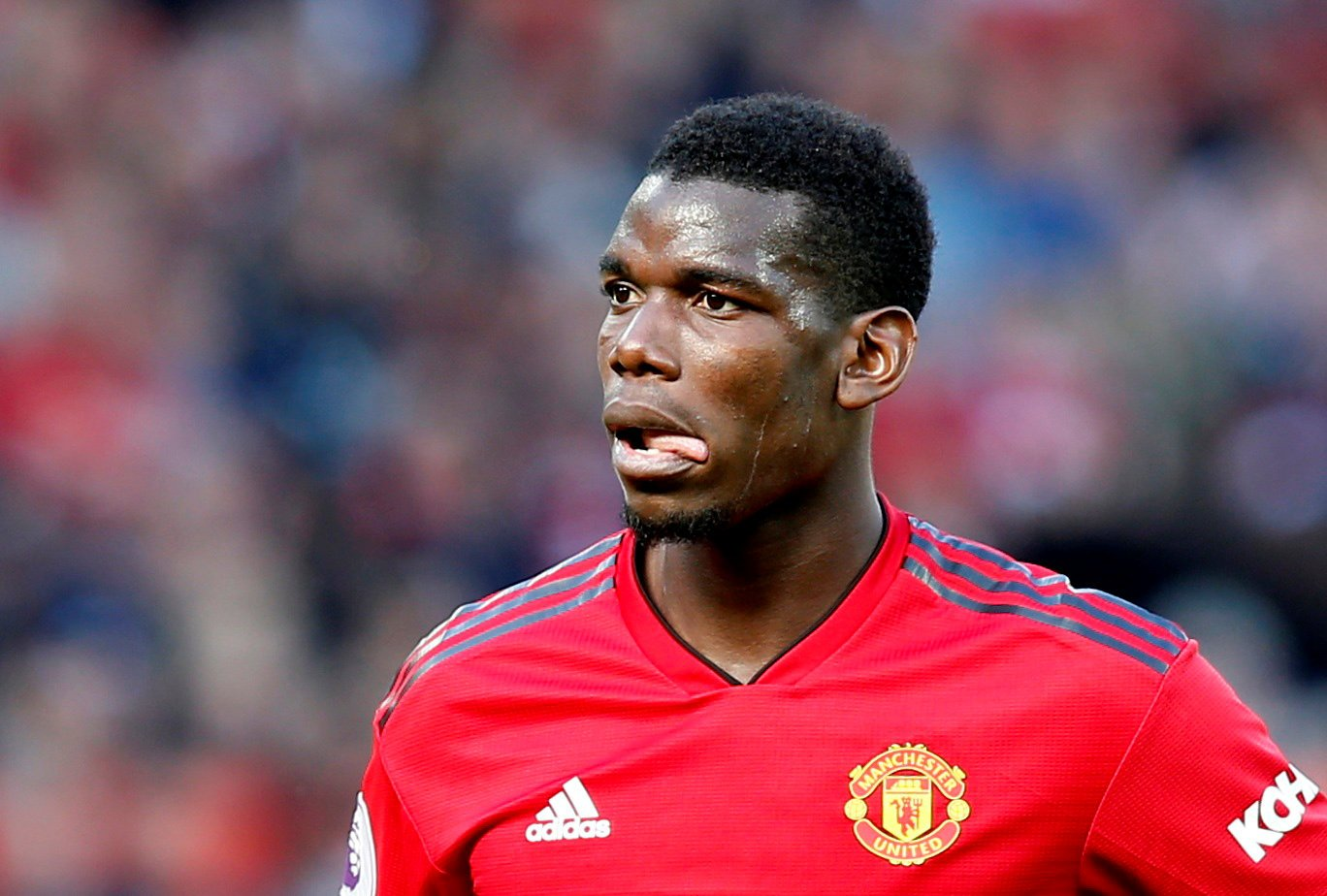 Manchester United: Fans react to Paul Pogba missing Manchester derby